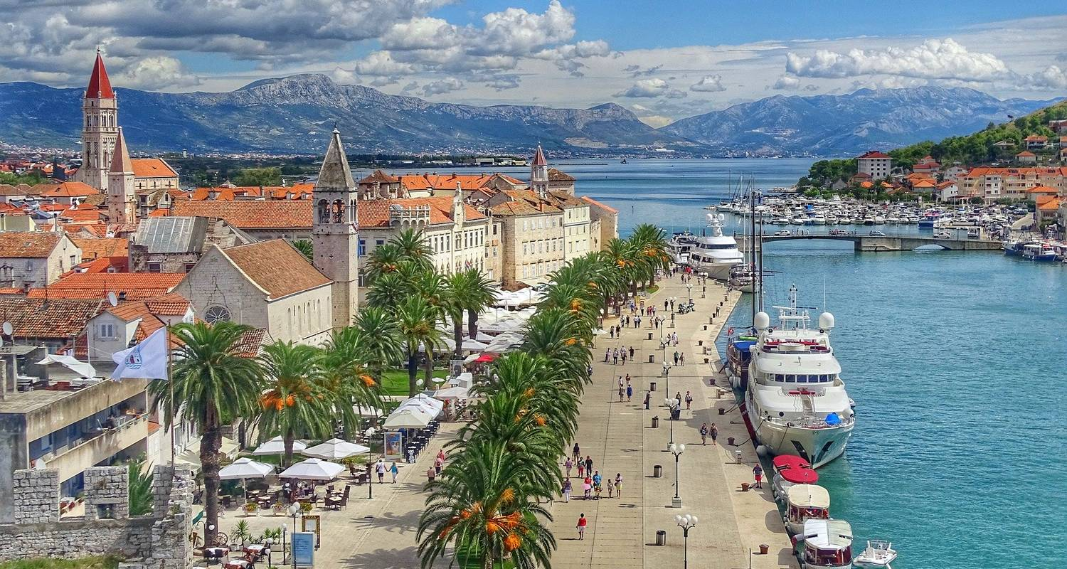 GYR- Explore the History of Croatia in 7N- cruise - Global Yacht Rentals