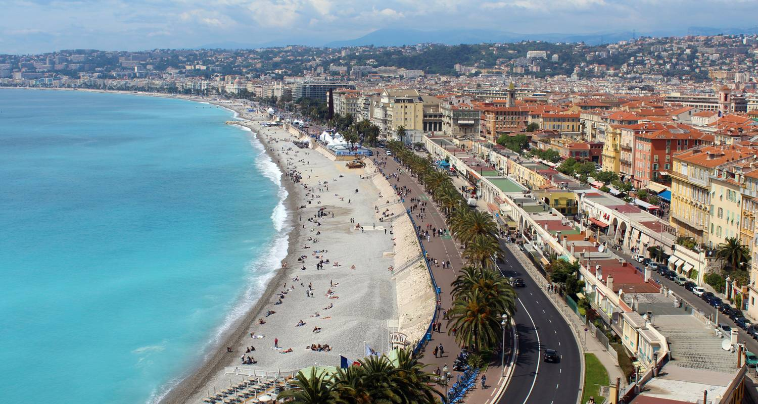 A Culinary Experience in Burgundy & Provence with 2 Nights in Paris, 2 Nights in Nice & 3 Nights in Barcelona (Southbound) 2021 - Avalon Waterways