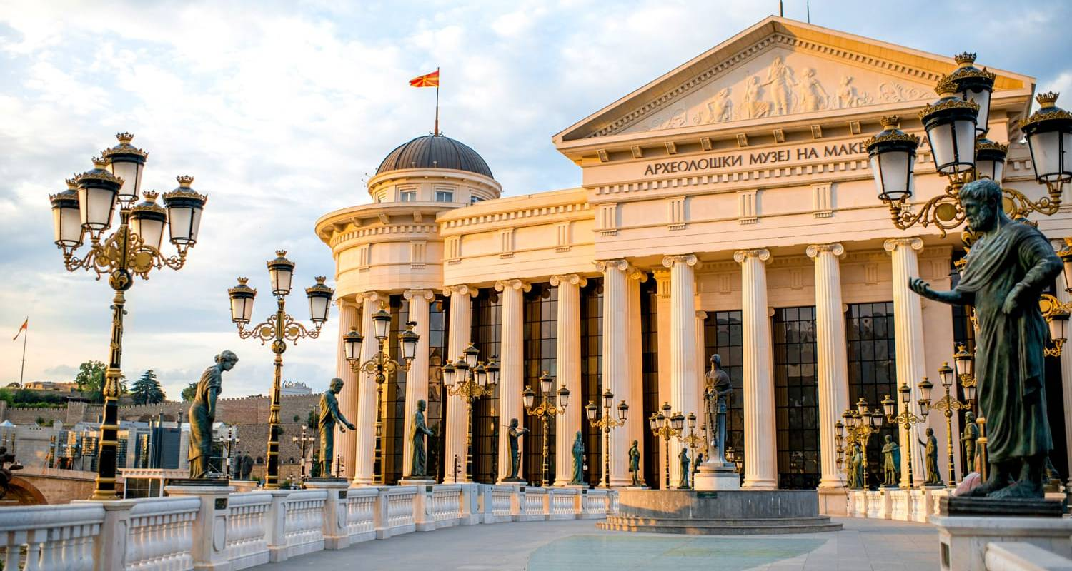 Best of North Macedonia tour in seven days - Choose Balkans