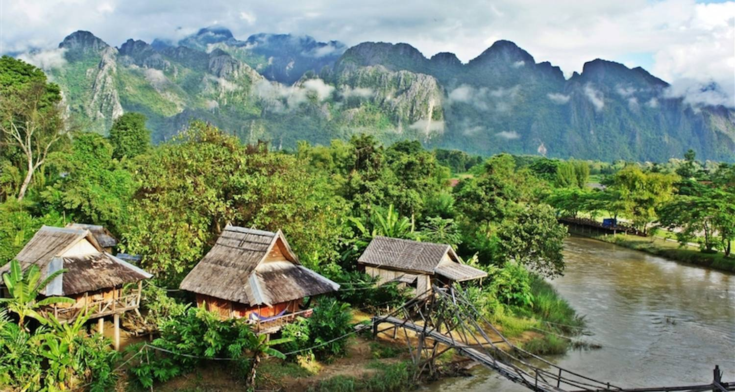 Laos Entdeckung - 8 Tage - EMH Tours and Travel Group