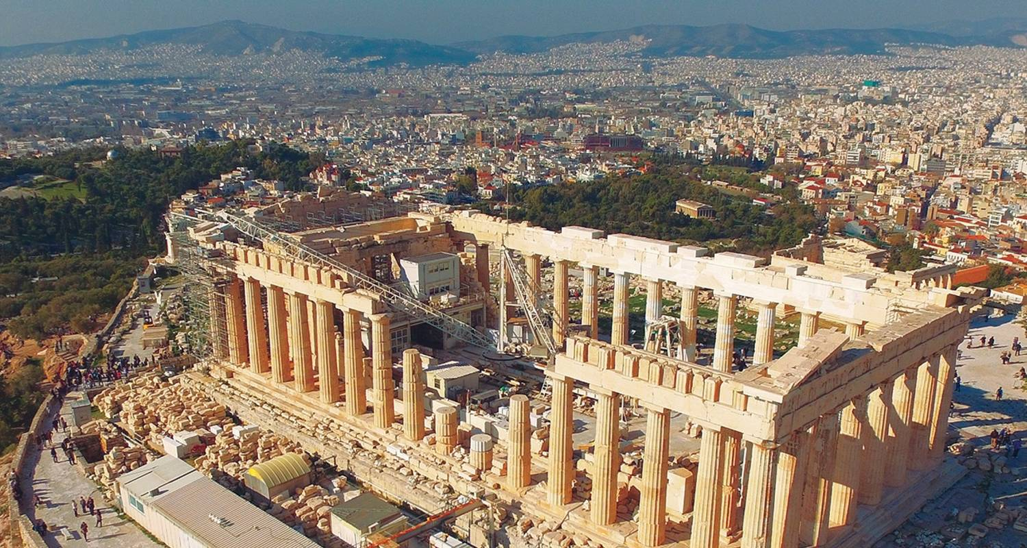 Glories of Greece (Small Groups, Summer, 7 Days) - Insight Vacations