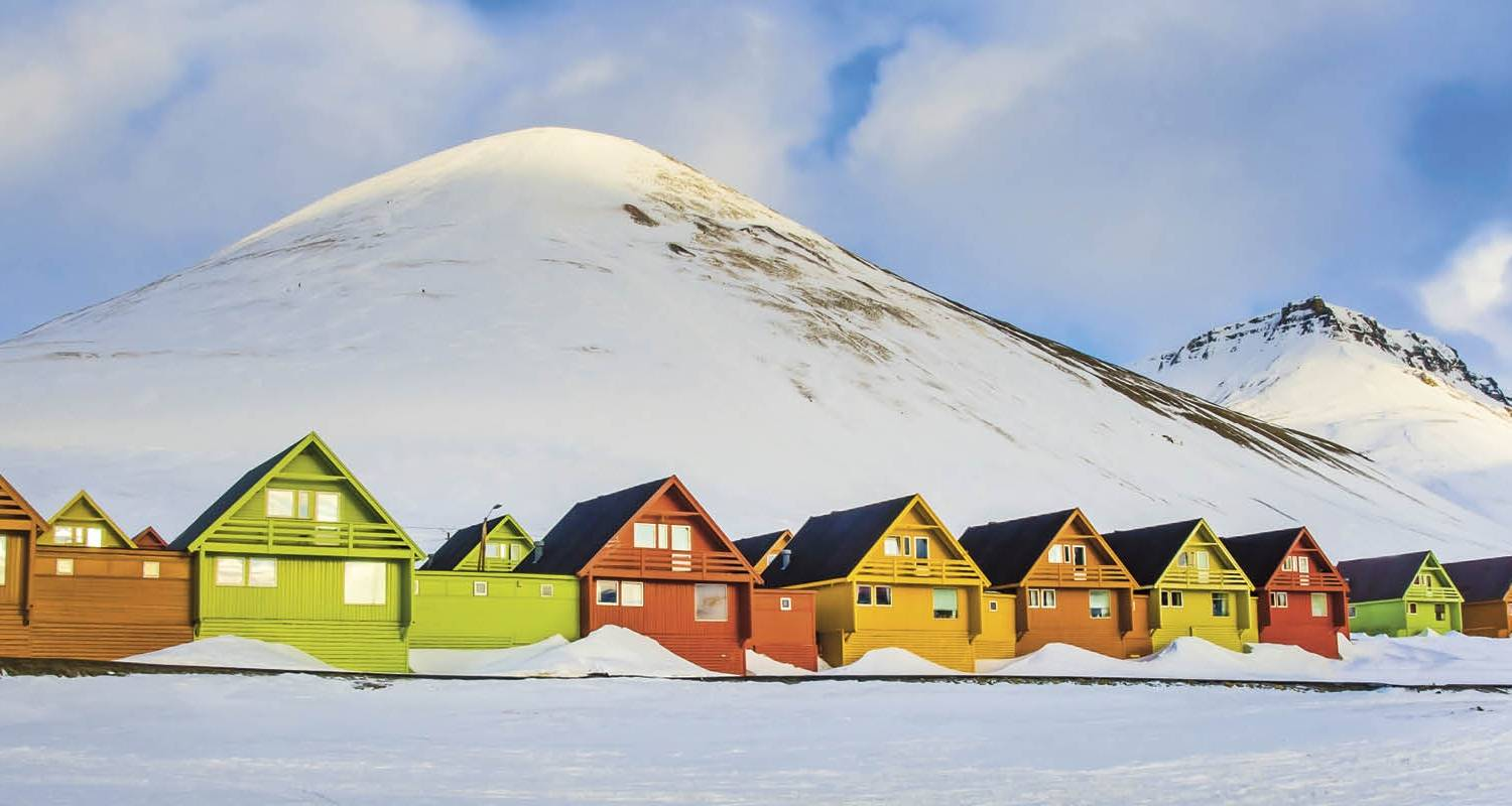 Beyond the Arctic Circle 2022/2023 - Scenic Luxury Cruises & Tours