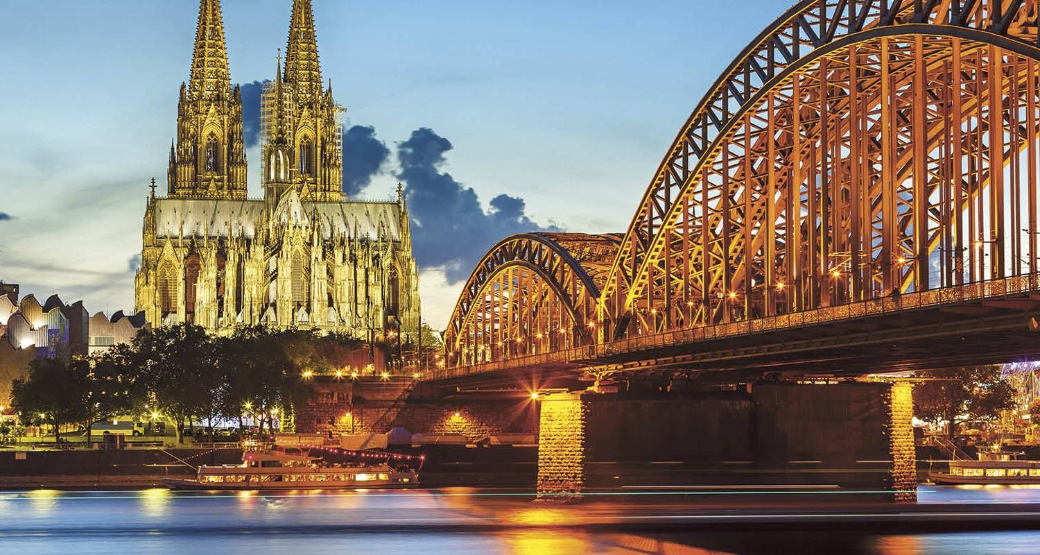 Rhine Highlights with Bruges 2021 (Start Brussels, End Basel) - Scenic Luxury Cruises & Tours