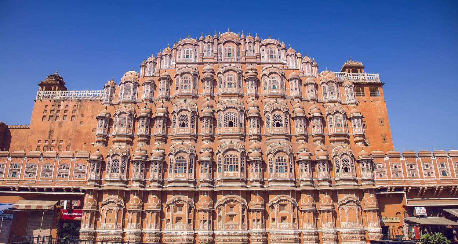Jaipur Sightseeing With Monuments Entrances & Elephant Ride at Amber Fort - Agora Voyages OPC Pvt Ltd