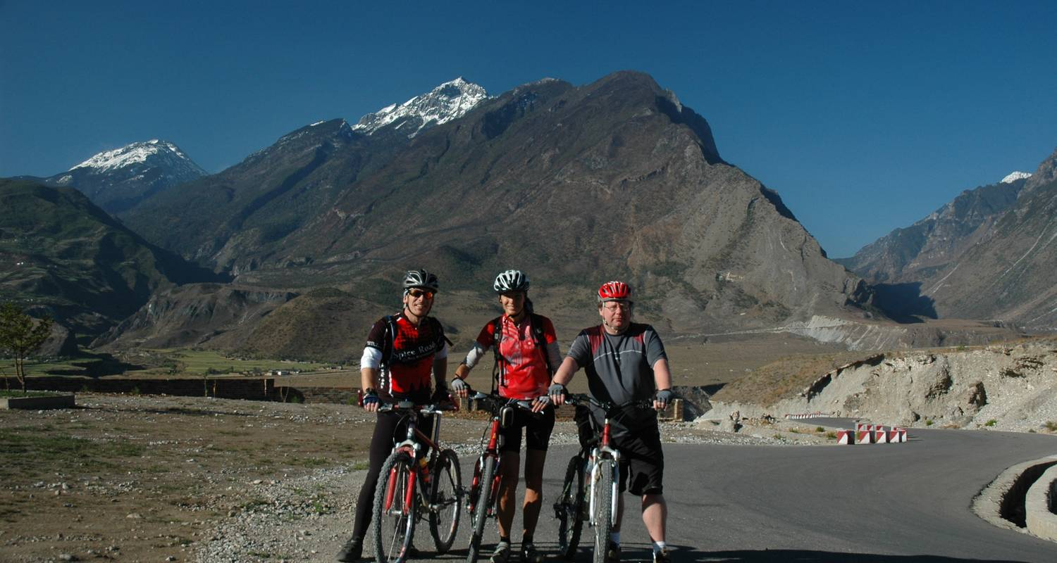 Yunnan Discovery - SpiceRoads Cycling