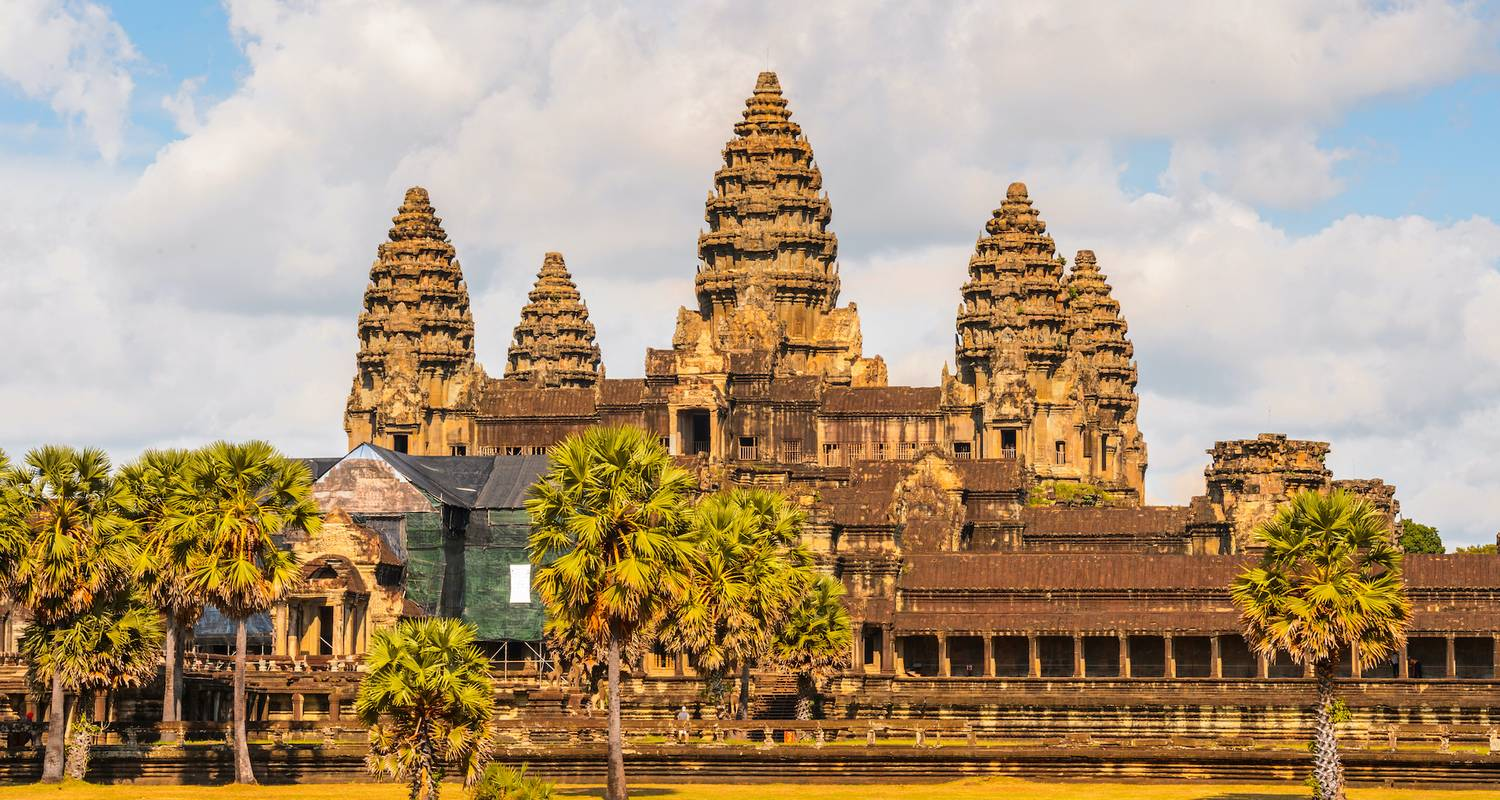 From the Mekong Delta to the Angkor Temples - CroisiEurope River Cruises