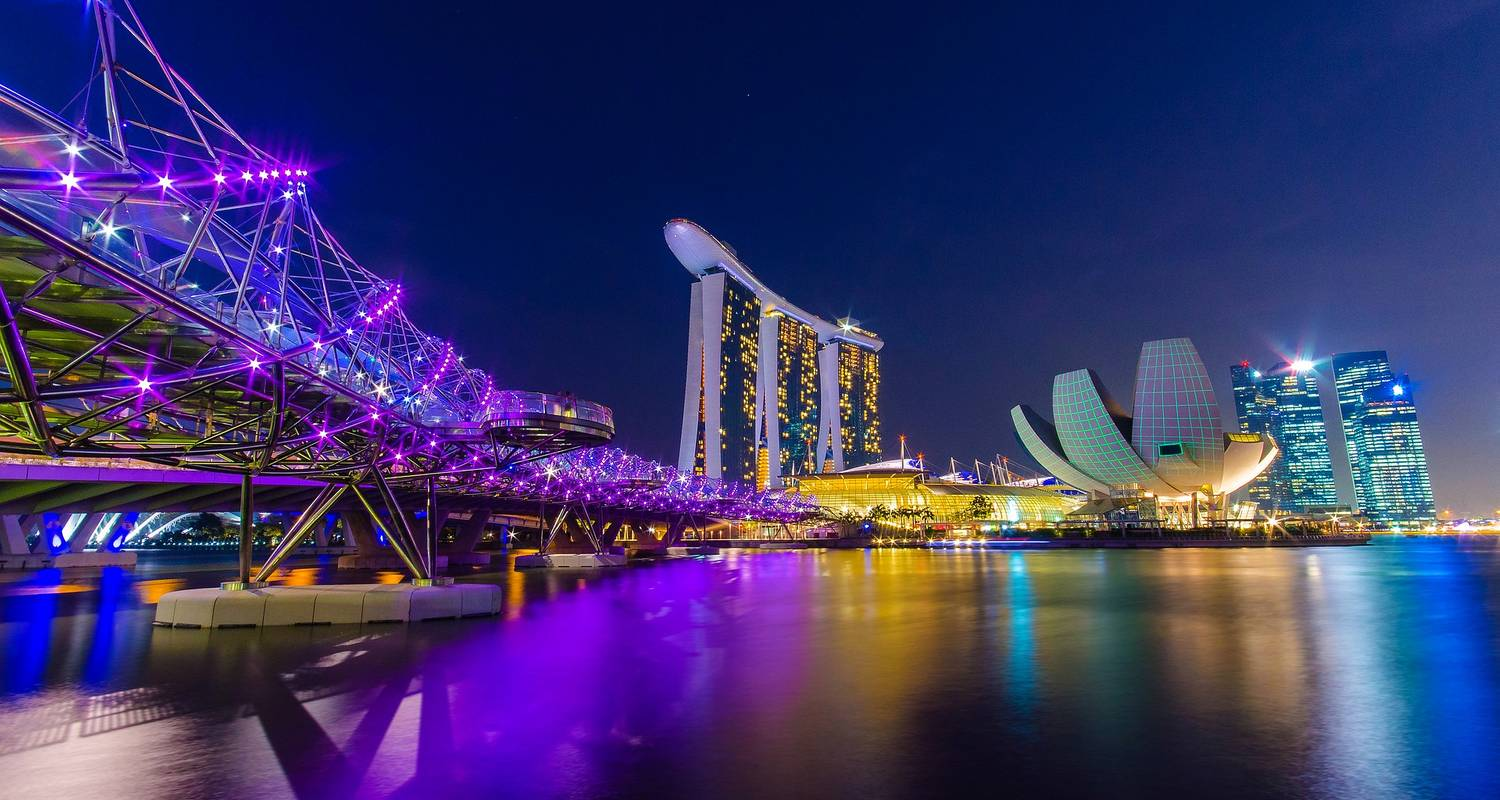 Spend Unforgettable Tour in Singapore City - Remaz Tours GmbH