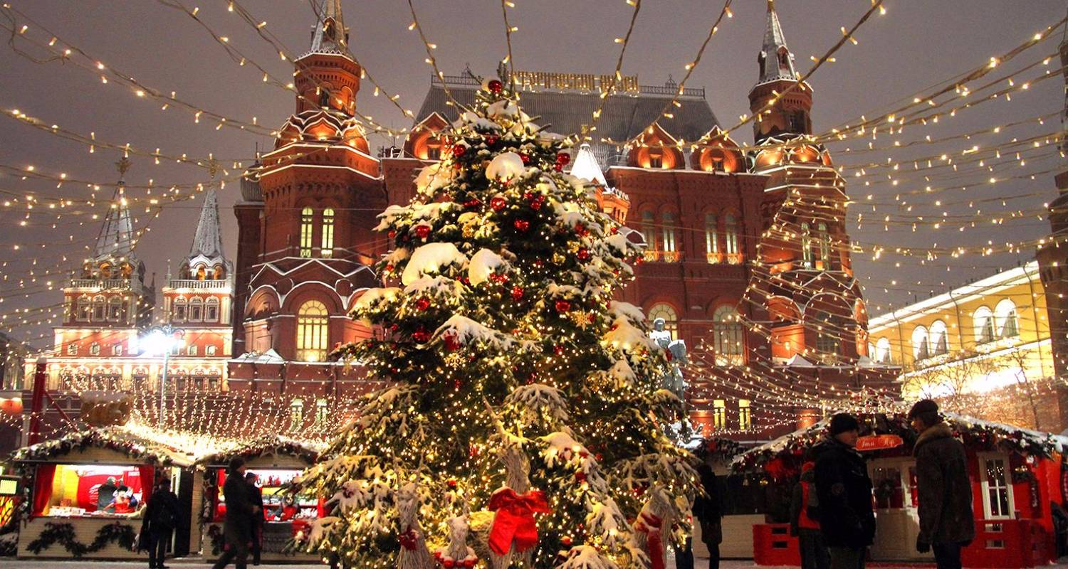 NEW YEAR 2021 IN MOSCOW by Olta Travel (Code: NYMSK) - TourRadar