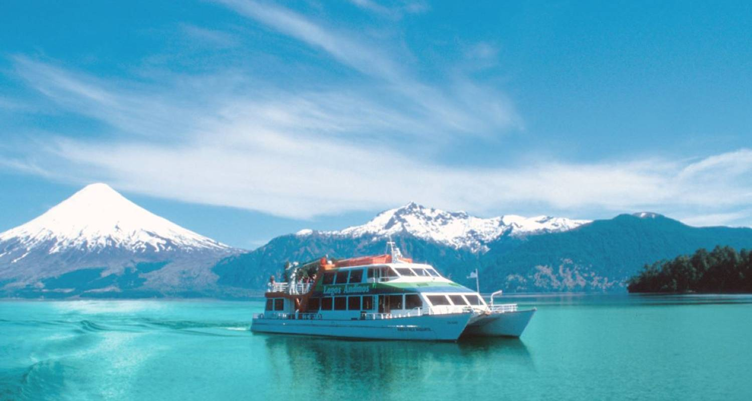 7 Days Lake Crossing between Chile and Argentina ** NEW** - Signature Tours