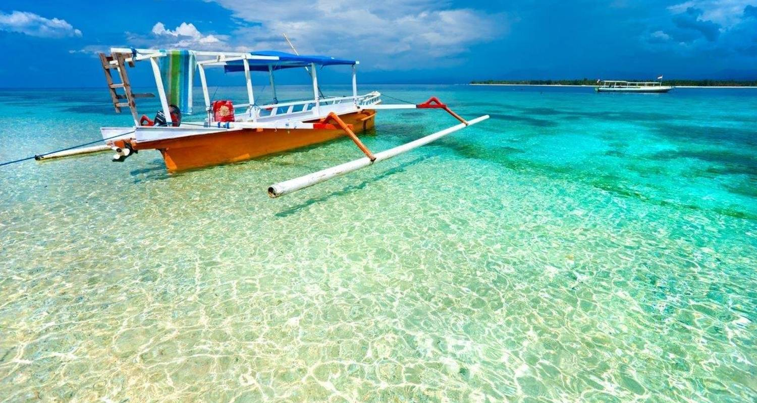 Exotische Gili Inseln - Privatrundreise - Destination Services Indonesia