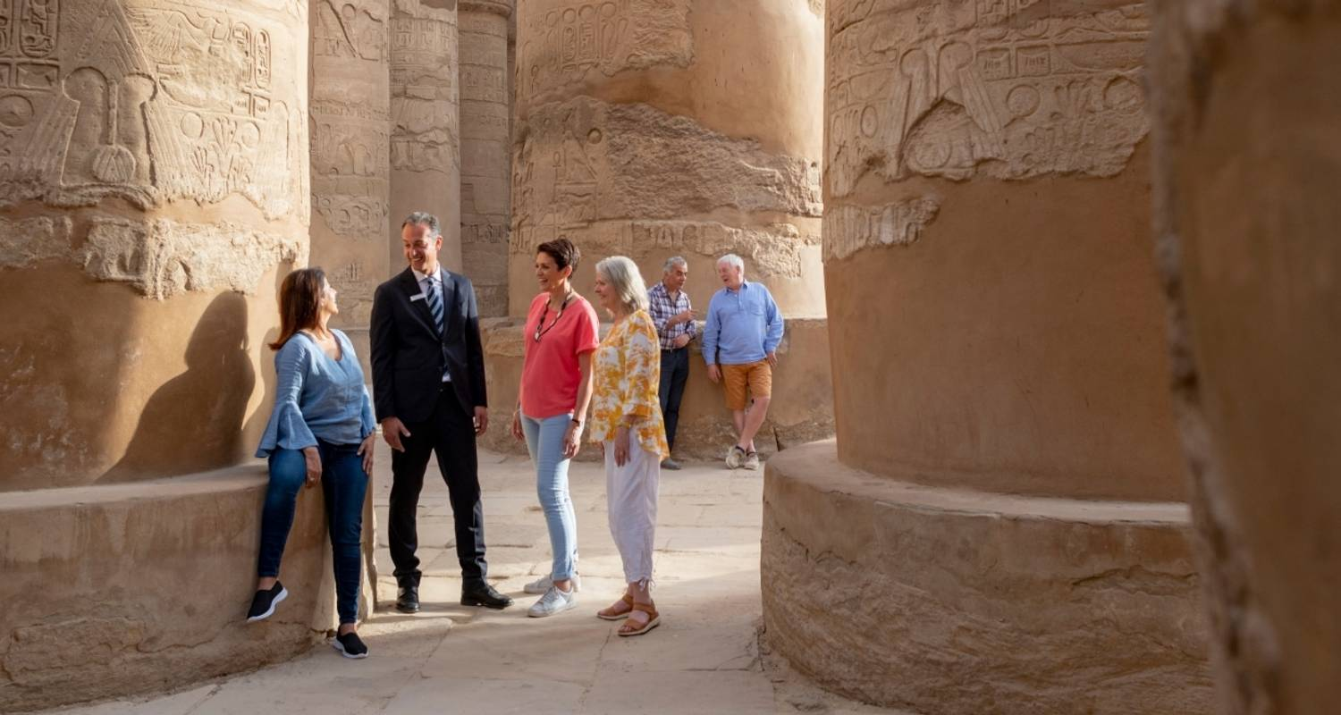 Splendours of Egypt (Small Groups, Summer, 12 Days) - Insight Vacations