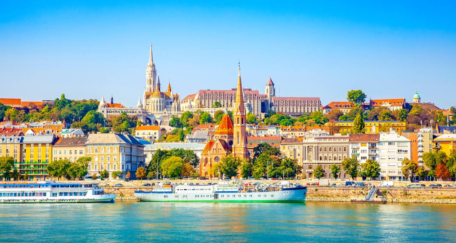 Easy Pace Budapest, Wien & Prag - Kleine Gruppe, Preview 2022 (10 Tage) - Insight Vacations