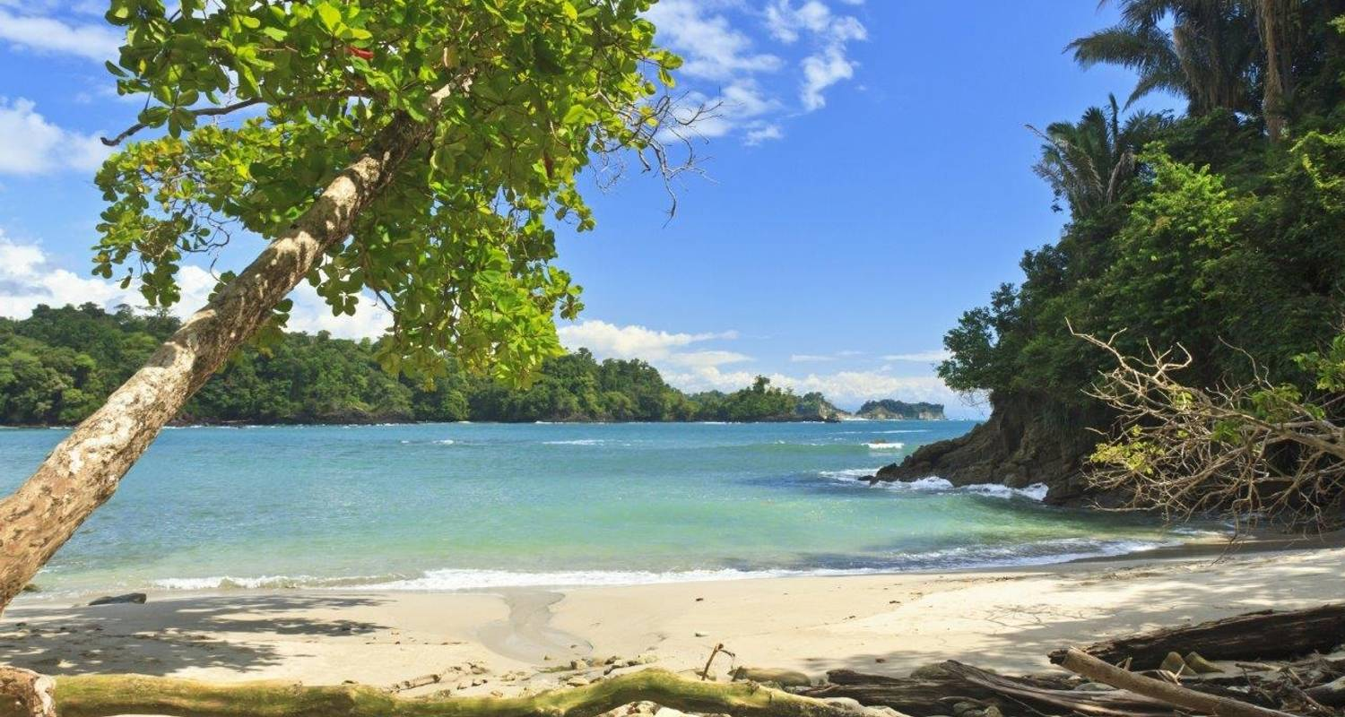 Dreamlike Manuel Antonio Beach - Destination Services Costa Rica