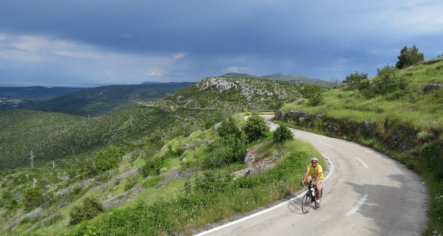 Cycle the Dalmatian Coast and Islands - 365activecroatia