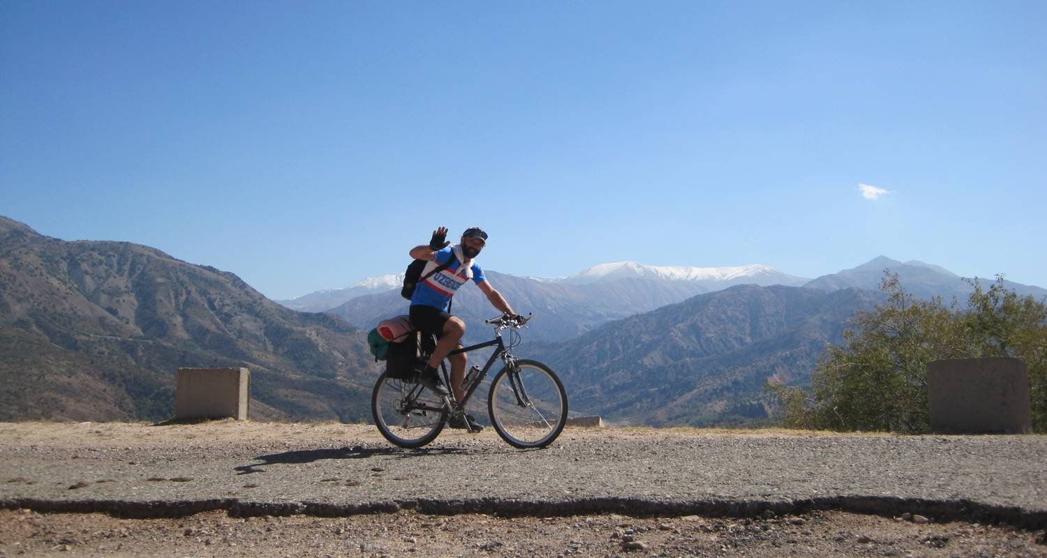 USBEKISTAN CYCLE TOUR + Exkursionen in Buchara und Samarkand - Central Asia Travel Company