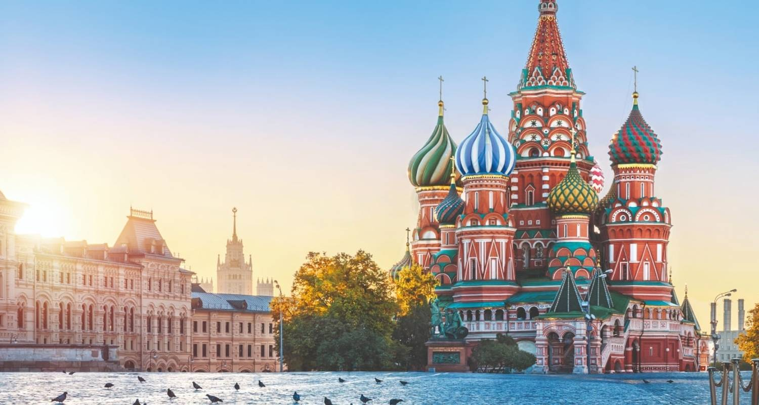 Russland In Depth - Kleine Gruppe, Preview 2022 (12 Tage) - Insight Vacations