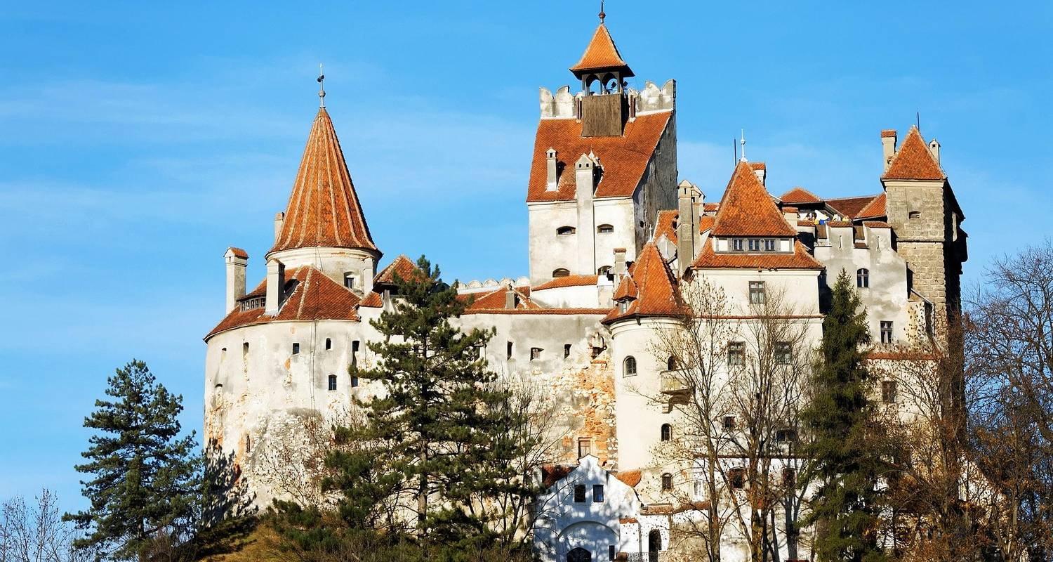 Private Tour: Transylvania Castles & Medieval from Bucharest - 4 Days - Click Tours