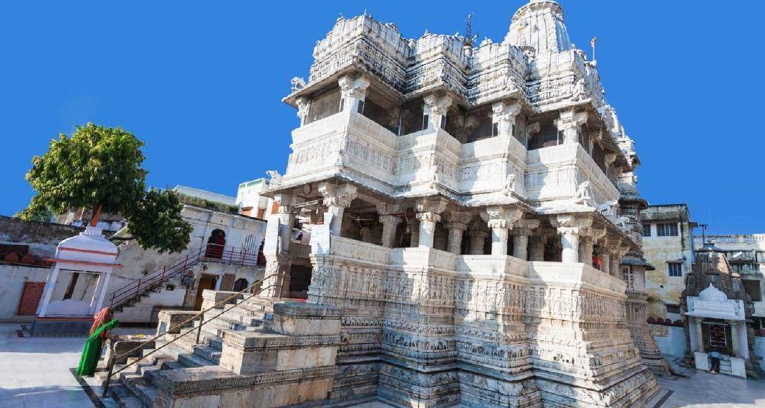 Unglaubliche 3 Tage Rajasthan-Tour - Padma Holidays