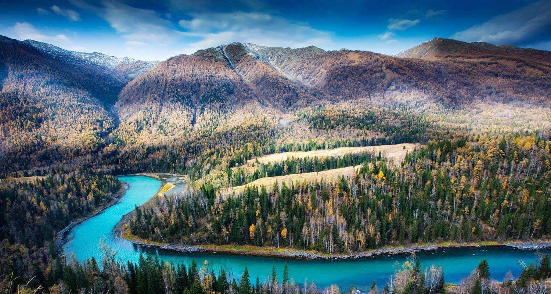 8 Days Xinjiang Tour to Worldly Paradise-Kanas Nature Park by Xinjiang China Travel - TourRadar