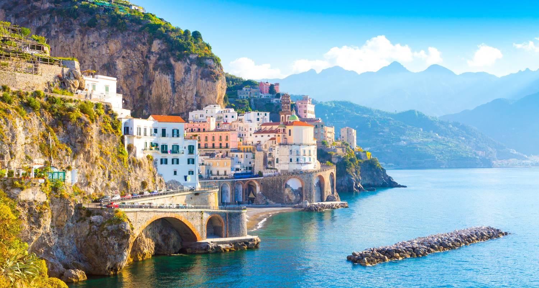 Rome & the Amalfi Coast Rome to Amalfi Coast Standard 20 destinations
