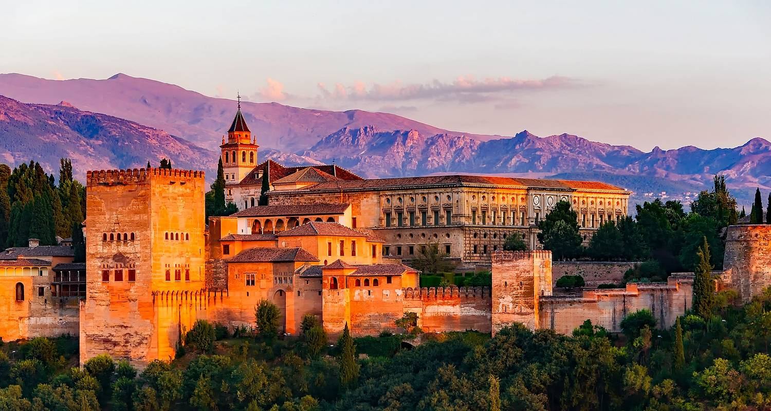 Colors of Spain - 8 Days - Click Tours