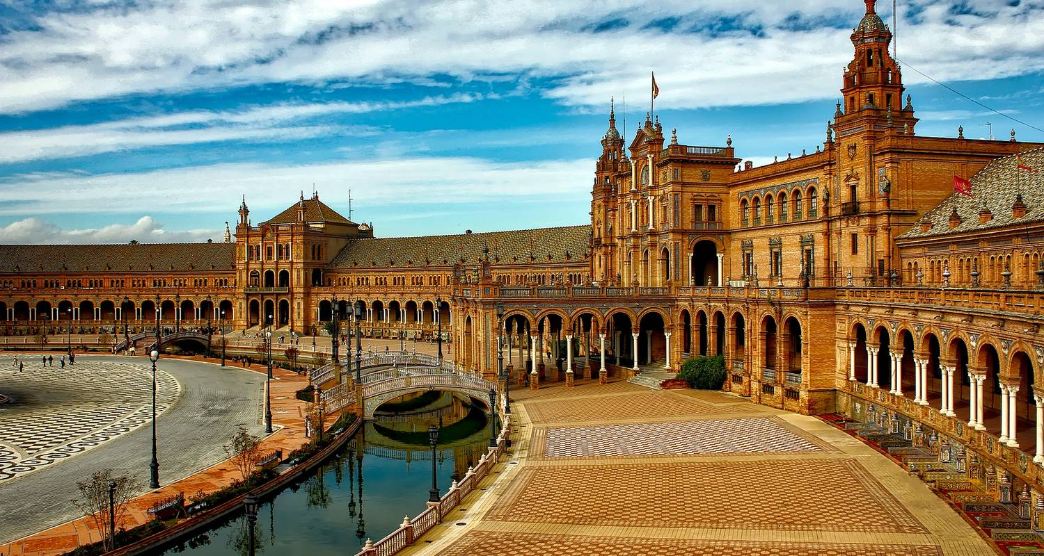 Colors of Charming Spain - 9 Days - Click Tours