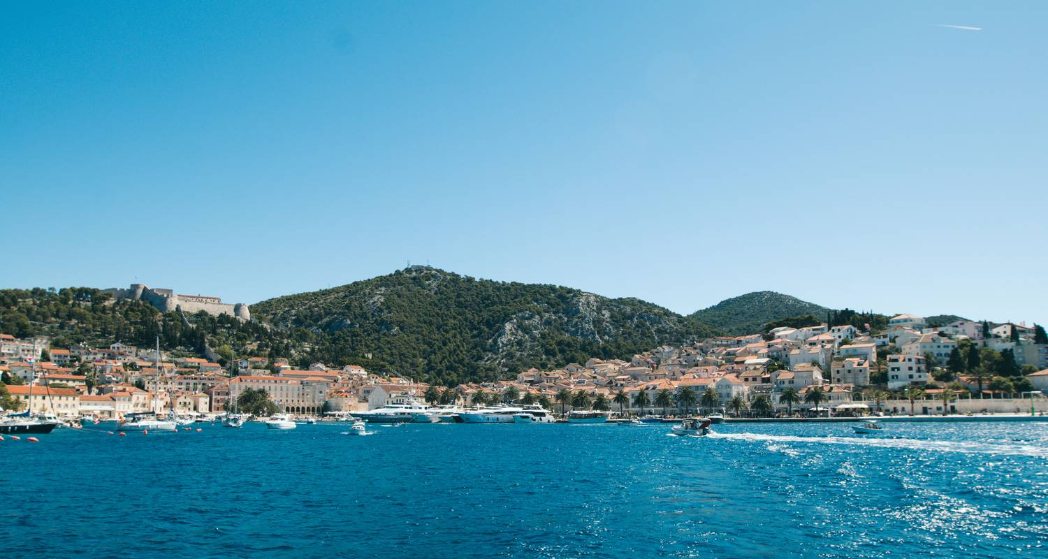 Kroatien Segelreise: Split nach Dubrovnik - Intrepid Travel