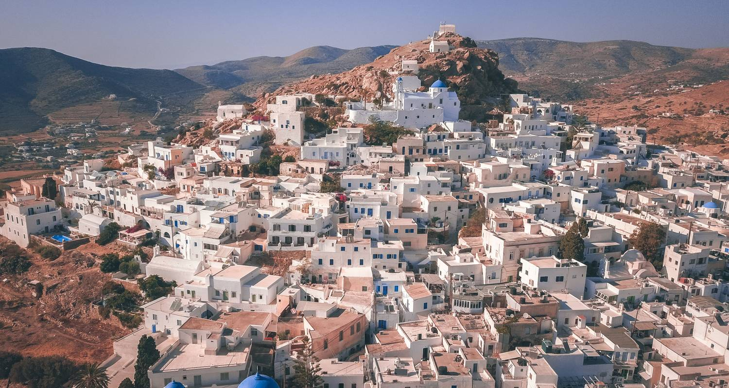 Greece Sailing Adventure: Cyclades Islands - Intrepid Travel
