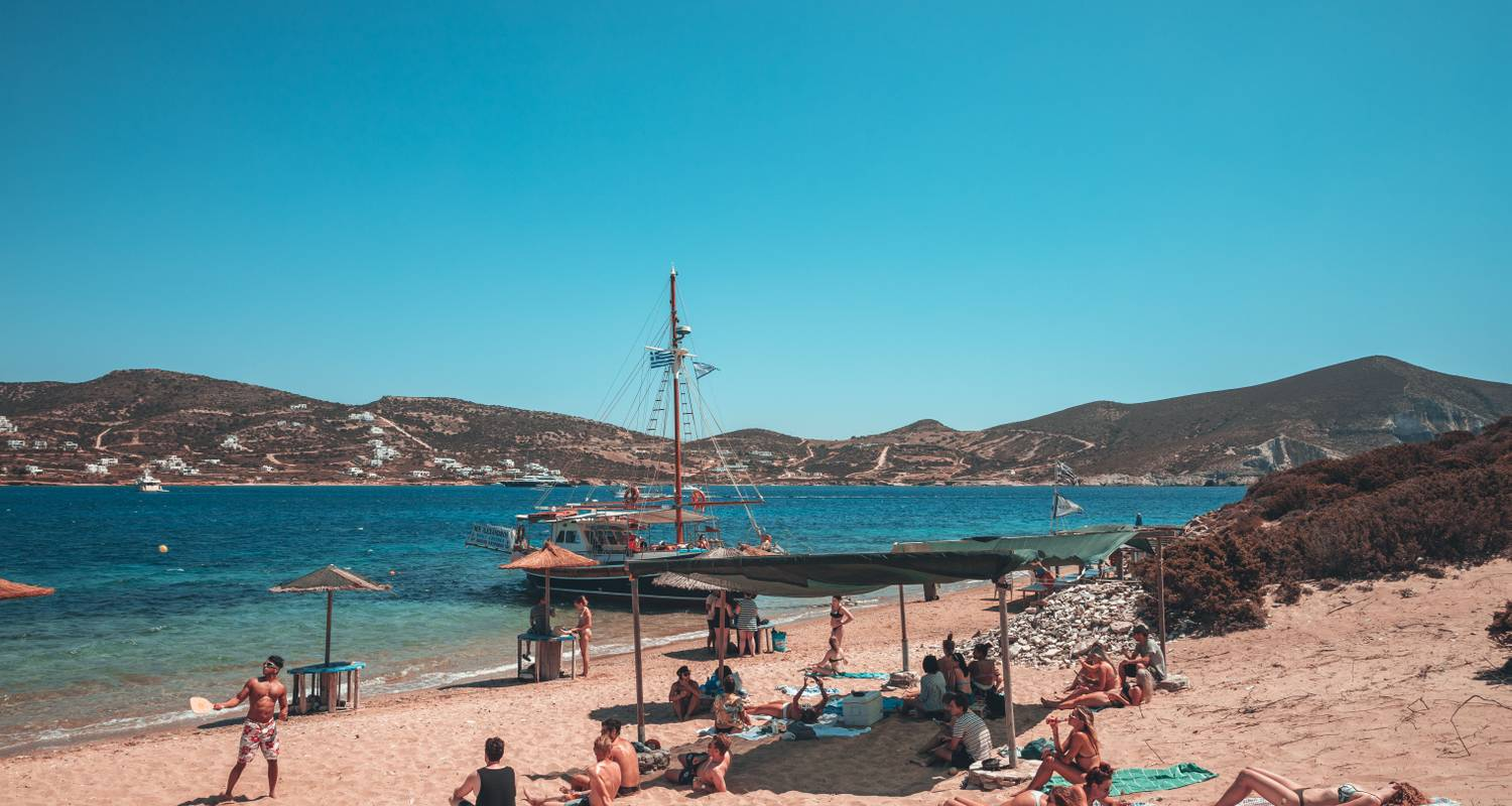 Sail Greece: Mykonos to Santorini - Intrepid Travel