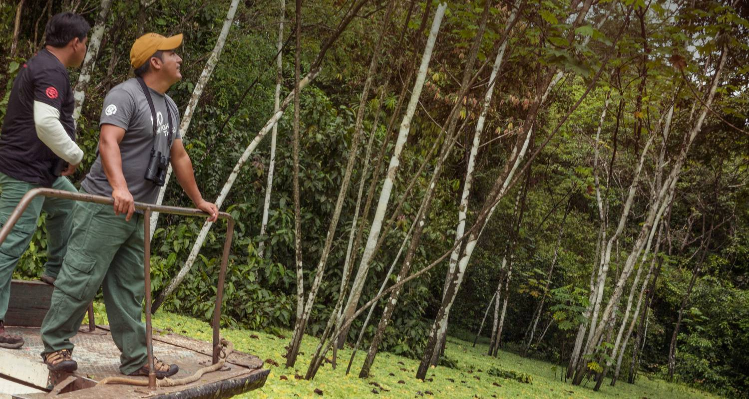 Individualreise – 5 Tage in der G Lodge Amazon - G Adventures