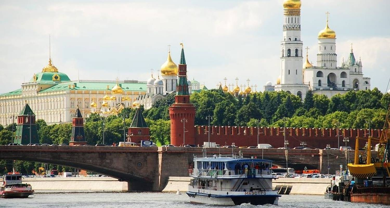 Moskau - 4 Tage - On The Go Tours
