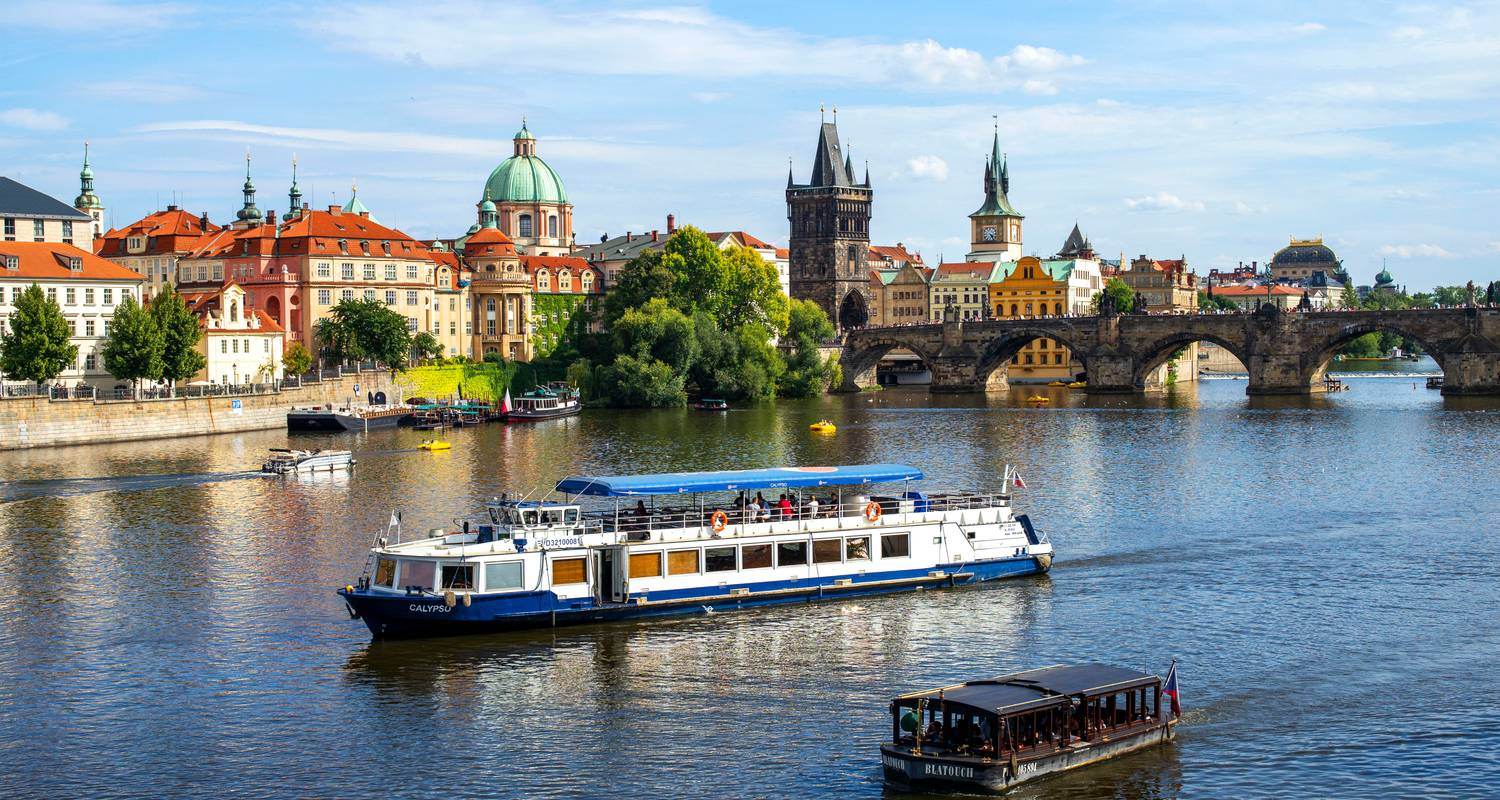 Jewels of Europe with Paris & Prague 2022 - Scenic Luxury Cruises & Tours