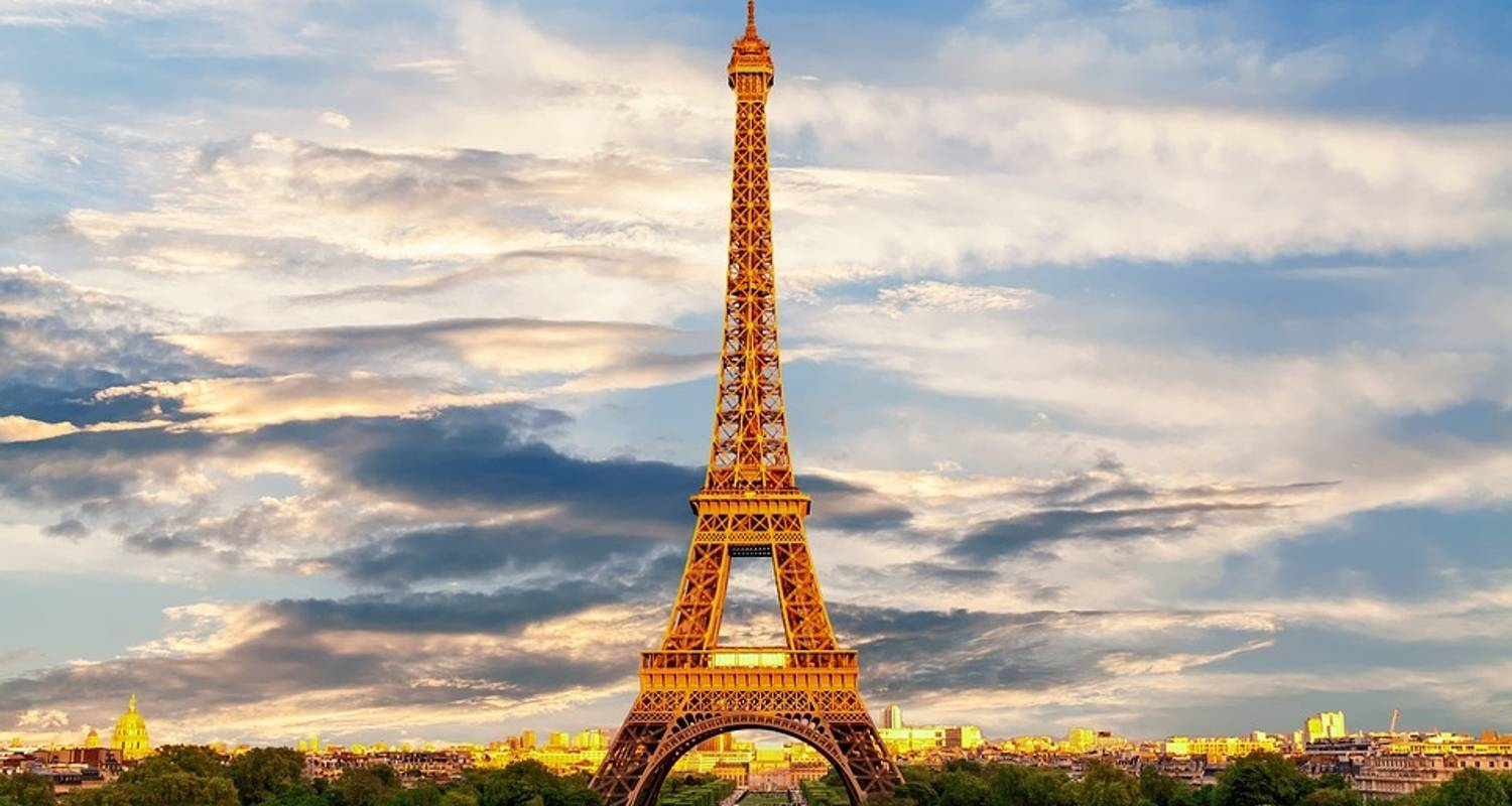 Jewels of Europe with Paris 2022 18 Days (from Paris to Budapest) - Scenic Luxury Cruises & Tours