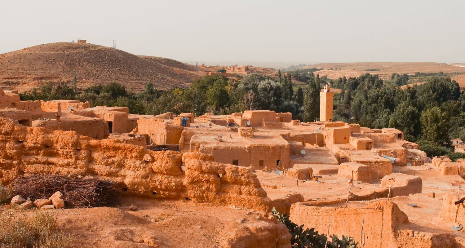 Morocco Encompassed - Busabout