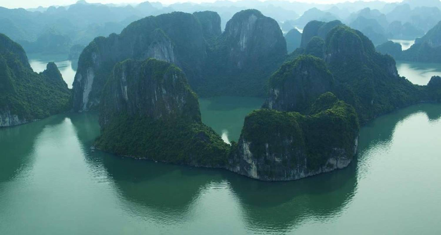 Paloma Cruise Halong bay 2 days, 1 night - Vktour
