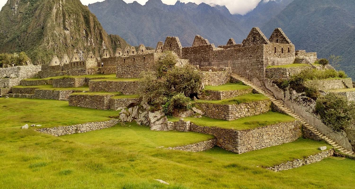 Classic Inca Trail - World Expeditions