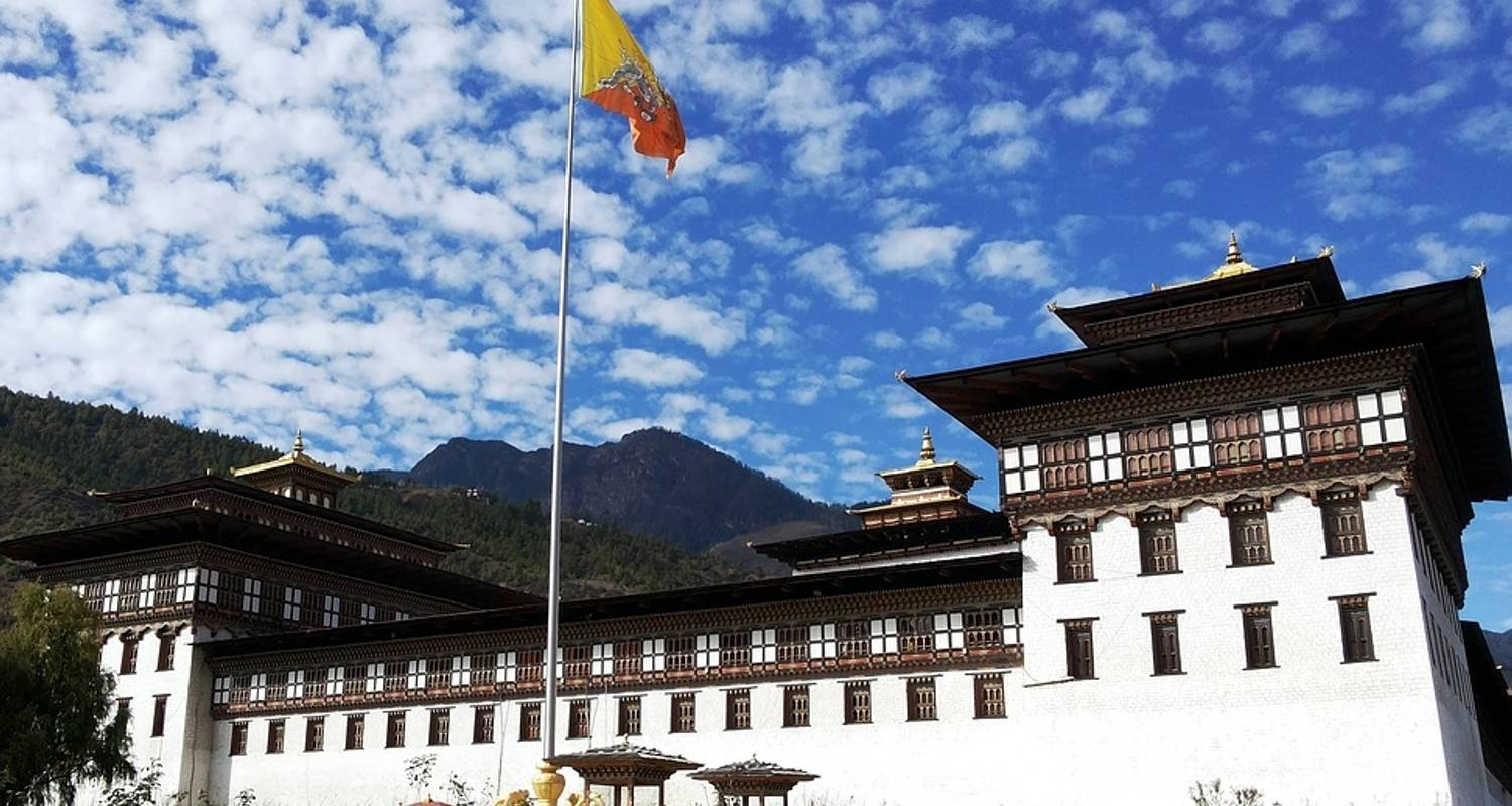 Bhutan Explorer & Jambay Lhakhang Festival - World Expeditions