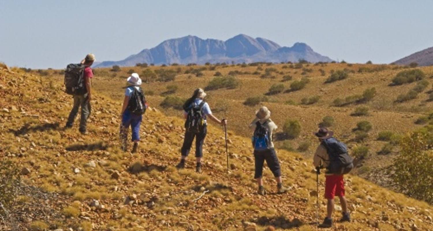 Larapinta Experience in Comfort - World Expeditions