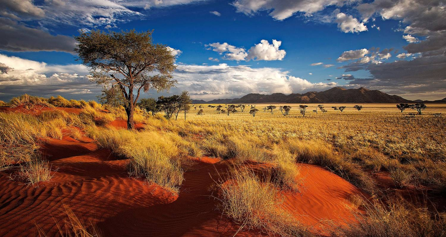 Discover Namibia - Camping - Exodus Travels