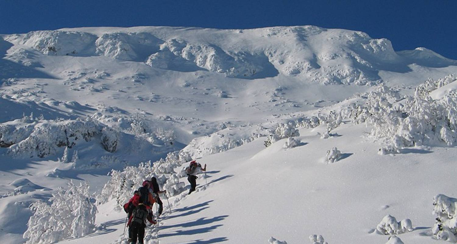 Snowshoeing & Winter Walking on Bosnia's Olympic Mountains - Exodus Travels