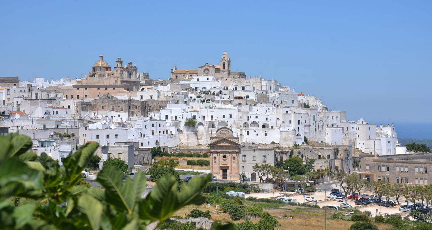 Puglia Self-Guided Cycling in the Heel of Italy - Exodus Travels