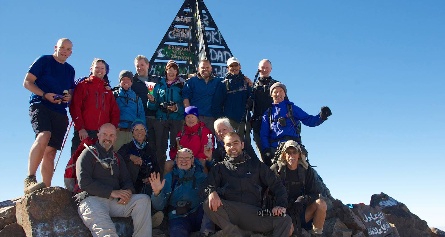 Mt Toubkal - Langes Wochenende - Exodus Travels