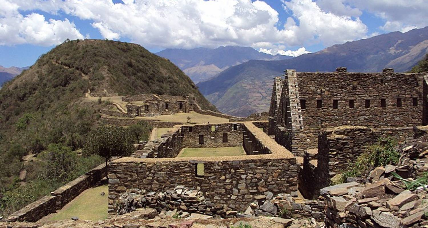 The Lost City of Choquequirao - Exodus Travels