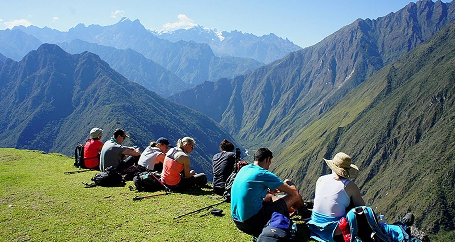 The Salkantay Trek - Exodus Travels