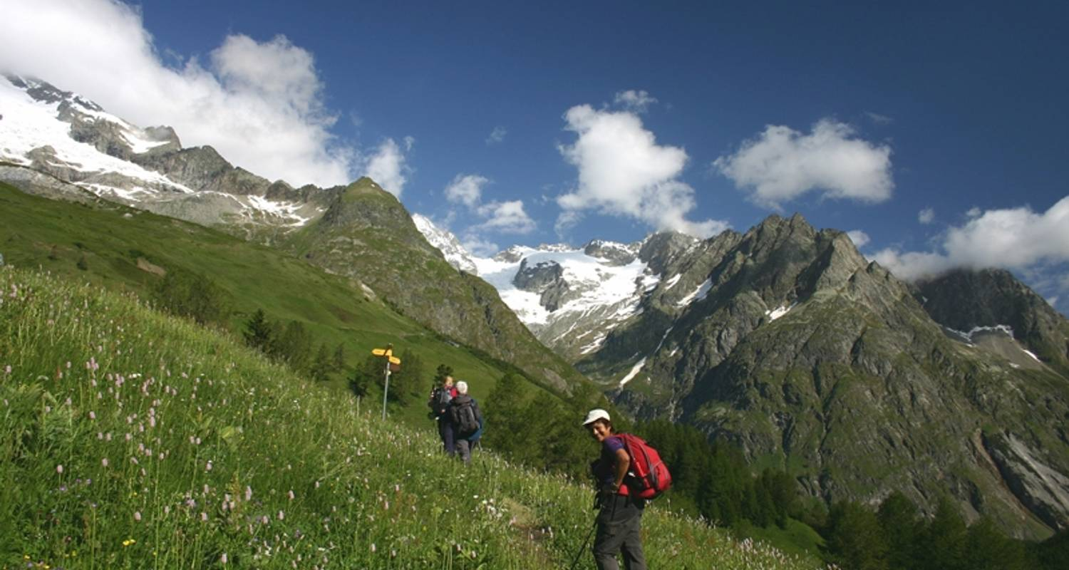 Tour du Mont Blanc Camping Trek - Exodus Travels