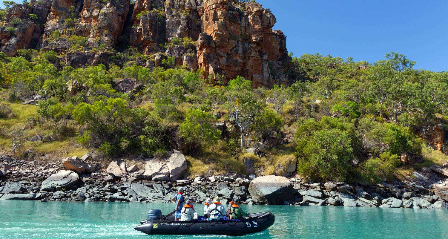 Australia's Kimberley: A Voyage to the Outback 2020 - Zegrahm Expeditions