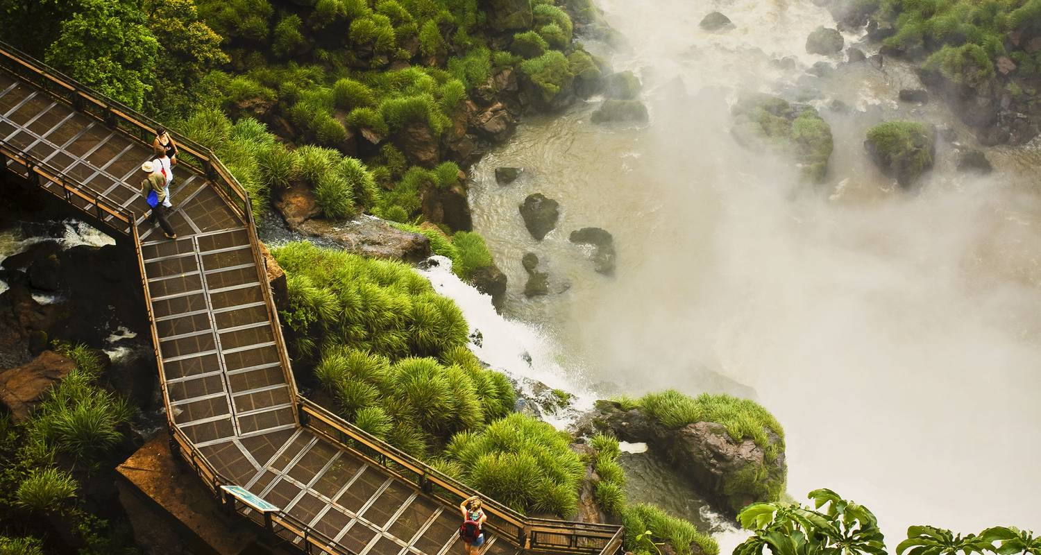 Deserts, Jungle and Falls - Say Hueque Argentina & Chile Journeys