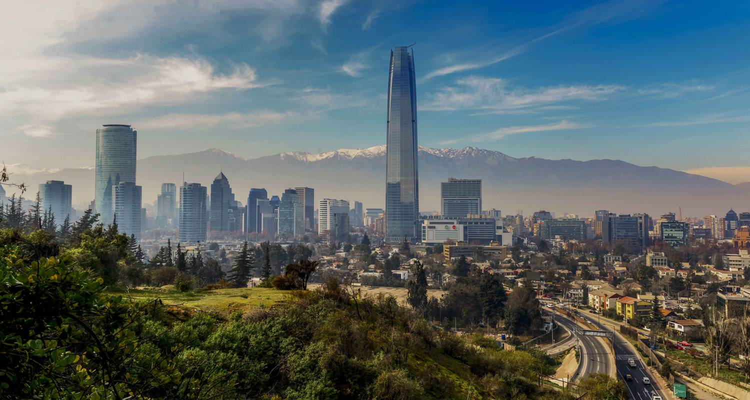 Santiago Experience - Say Hueque Argentina & Chile Journeys