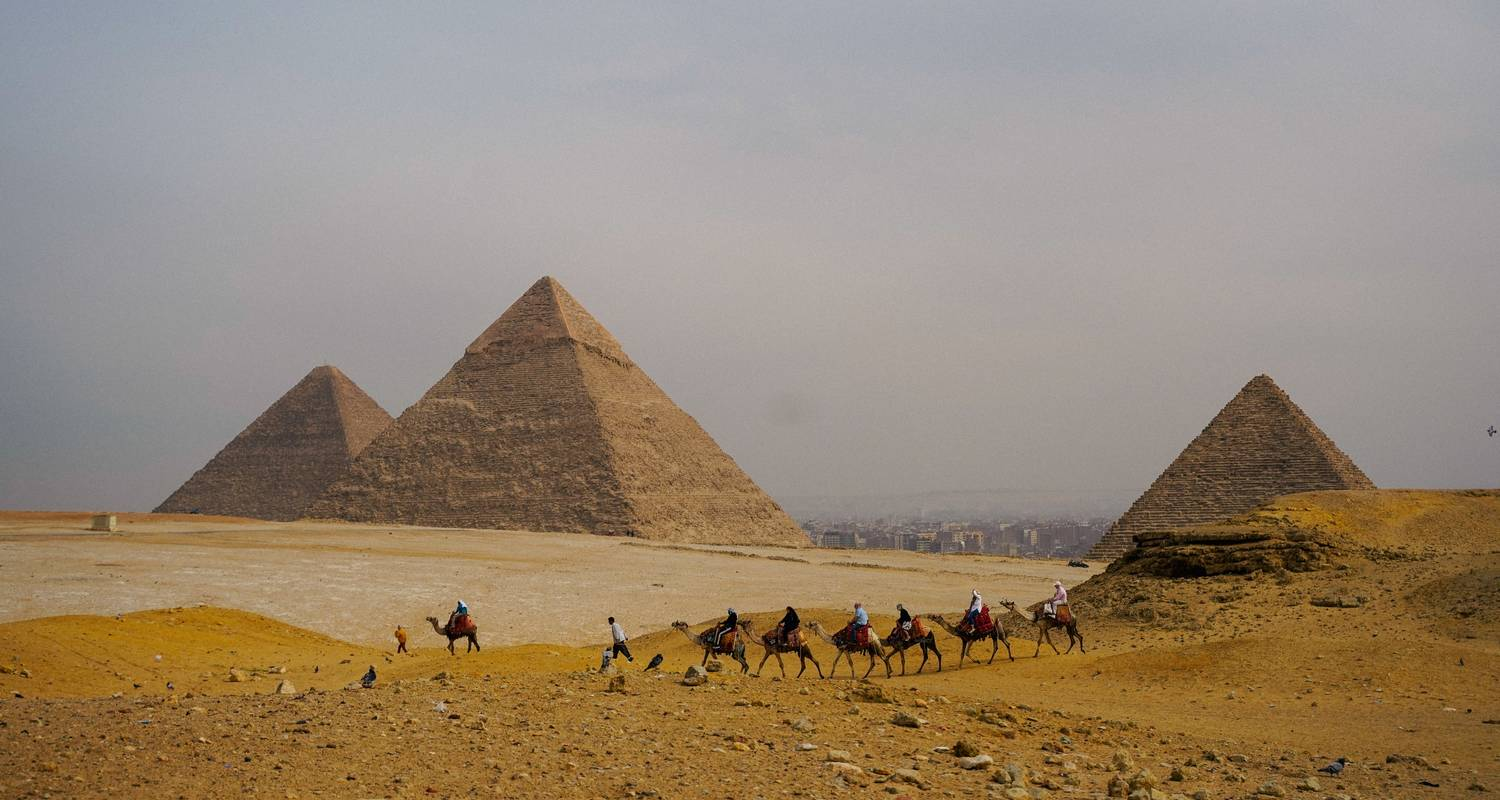 Wonders of the Pharaohs - Timeless Tours