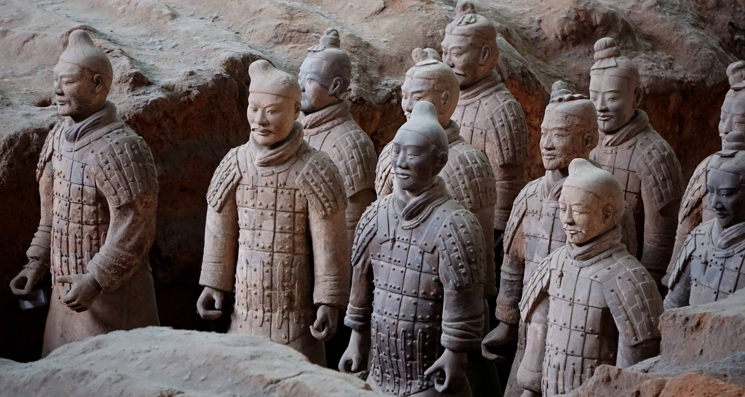 Beijing to Shanghai Adventure: Ancient Kingdoms & Karaoke - G Adventures